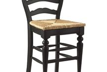 counter stools / by Melissa Saulsbury