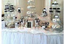 Themed Candy Bar Displays