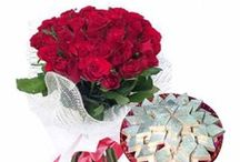 Send  Flowers and Sweet Combo to Surat for Any Occasion / Flowers and sweet combos are a great gift which can be given on any occasion. Wishes are very important on all occasions and being away from loved ones is no reason why one cannot be a part of their celebrations.