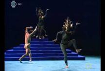 Balett/tanc