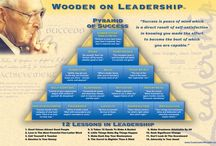 John Wooden / Quotes by John Wooden and other stuff