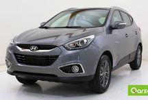 Hyundai ix35 / Vous recherchez une voiture familiale ?  Qarson vous présente le Hyundai ix35 1.7 CRDI 115ch PACK PREMIUM
