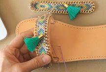 Handmade Sandals Diy