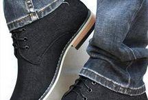 men's footwear all type