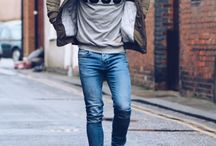 Winter smart casual
