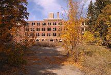 North Dakota Paranormal Locations