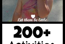 Activities / Fun activities to do with the kids!