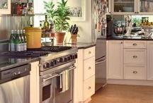 Kitchen / non fancy kitchens / by Ali Donlan