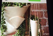 Keramiek planten