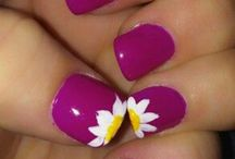Nail Designs / by Kersten Weber