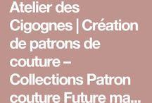 SITES PATRONS DE COUTURE