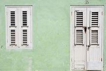 exteriors: facades