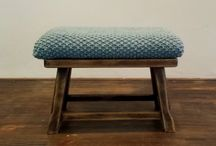 Blast from the Past Furniture Restyling / Blowing new life into old-fashioned furniture