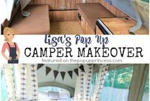 Camper Upcycle / All things camper and camper-fixer-upper related. :)