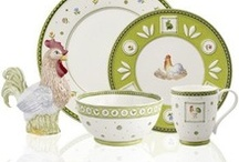 Dinnerware / Variety of dinnerware patterns including new releases, colors and trends. Try to feature nice displays and dinnerware sales if they are good discounts.  / by Sarah Partigi