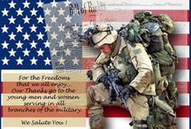 Happy Veteran's Day / Honoring those who served us...Happy Veteran's Day!