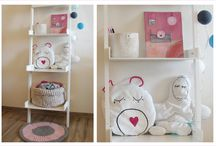baby room / decorating baby room/ handmade.
