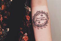 Tattoos & Piercings / by Callie Gunter