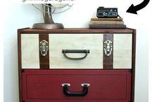 Vintage drawer