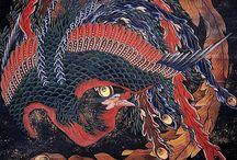Asia Art / by Aoi青い Nakamura中村