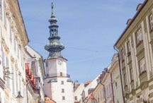 Travel Slovakia / #travel #inspiration all over #Slovakia #citytrips #roadtrips #sightseeing and more