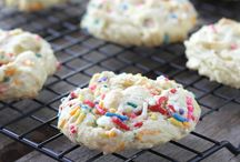 Cookies & Bars / by Claire Neary-Wishart