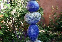 Crafts / Garden Totem