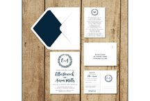 Our Etsy Store / Wedding Invitations available in our Etsy store!