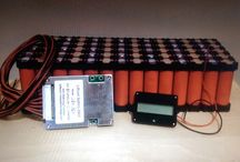 Battery Pack for sale / 14s5p Sanyo 18650GA