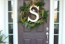 Christmas/Winter Home Decor / by Jane Huss