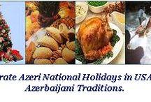 Azeri Events in USA & Canada / Azerbaijani Events in USA & Canada. Information about Azerbaijani Events from all around North America. http://azeriamerica.com/Events.htm