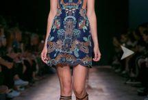 Valentino / Fashion week Valentino Spring 2015