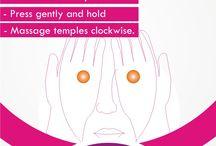 Zivaya Massage Tips / Take care about yourself.