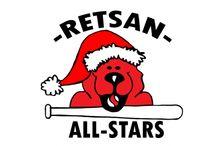 Retsa All-Stars joulukalenteri! / Retsan All-Stars joukkue