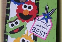 Party Theme: Adult Oriented Sesame Street