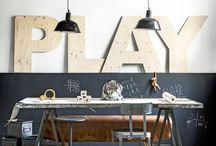 Basement Play Area