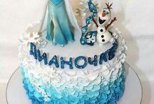 тортик для Сашеньки