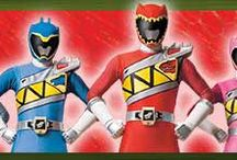 Power Rangers / by Smyths Toys Superstores