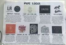 VAD200 Promotional Material / Theme: Clothing brand, Music Festival, Restaurant, Logo and Poster (excellent exemplar)