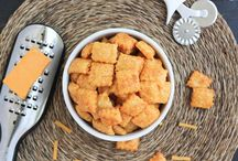 Recipes ~ Crackers and Savoury Biscuits