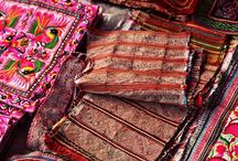 Textile Art - Ethno