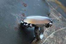juwellery / het maken van zilveren sieraden