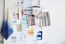 Method + Rebecca Atwood / A collaboration with Method Home pairing my painterly patterns with their naturally-derived products!