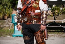 Steampunk Fashion Men