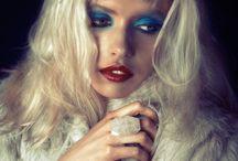70s disco-glam babe