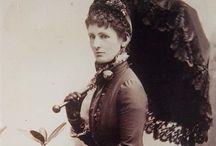 History of Make up - 1800 & 1900's