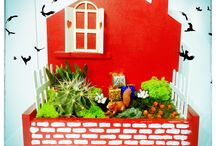 Minyatür Bahçe / Sizde sıradan teraryum ve minyatür bahçe tasarımlarından sıkıldıysanız,Sevdikleriniz için farklı bir hediye arıyorsanız bizi takip edin