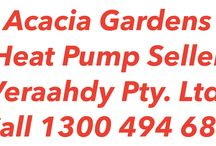 Heat Pumps Acacia Gardens / Heat Pumps Acacia Gardens Your local heat pump seller. Call 1300 494 684 or visit www.verahdyheatpumps.com to find out more.