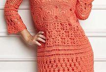 Crochet Patterns Dress