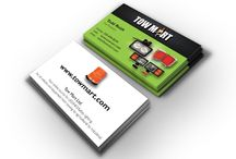 Our Business Card Designs / Business Cards we create